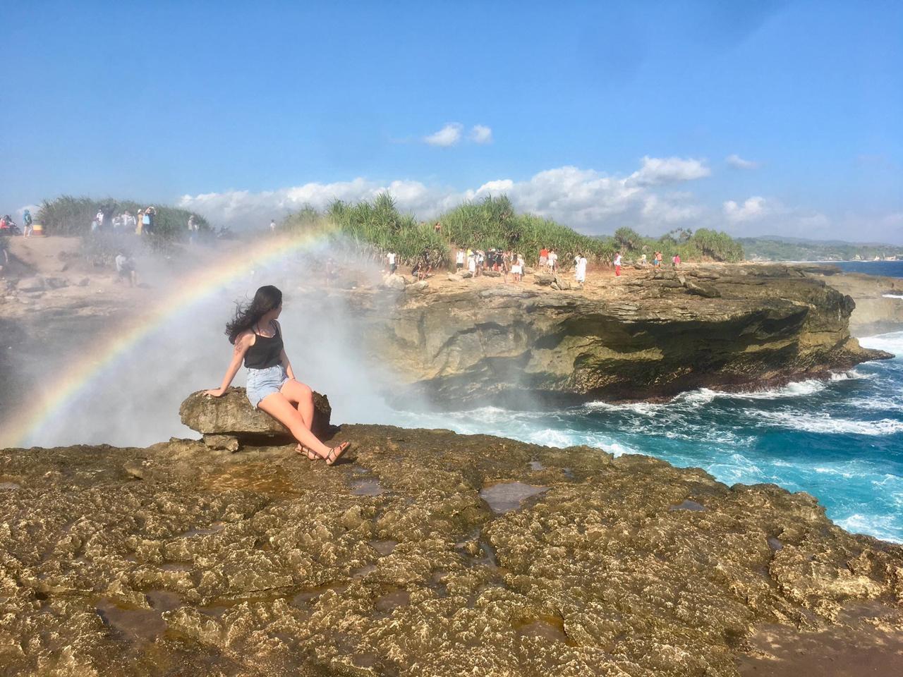 nusa lembongan island trip